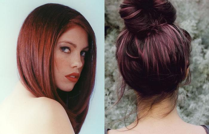 Tingere i capelli con due colori
