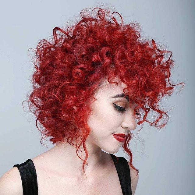 Capelli rossi, una fotogallery con tante idee da rubare!