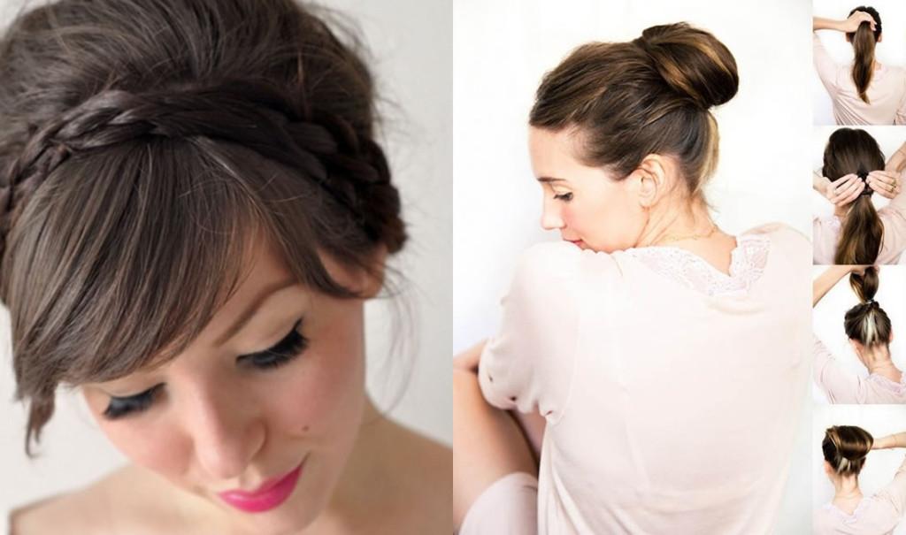 Acconciature capelli mossi media lunghezza