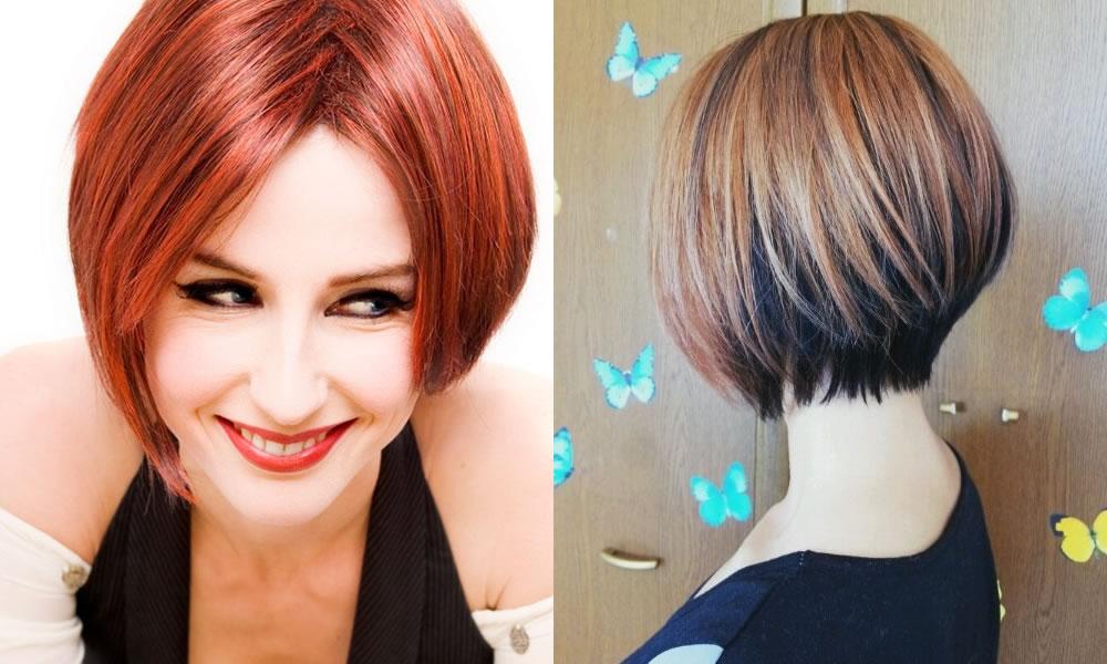 Diversi tipi di taglio capelli tagli di capelli alla - Diversi tipi di seno ...