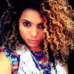 Black-Blonde-Hairstyle-for-Natural-Curly-Hair
