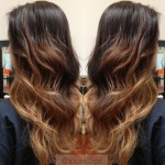 Black-Blonde-Ombre-Hairstyle-for-Long-Hair