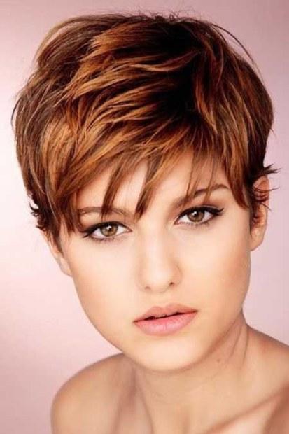 Tagli capelli corti 2016 per cinquantenni