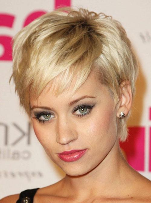 Super Moda capelli corti, 25 tagli femminili per il 2015! [FOTOGALLERY] RZ75