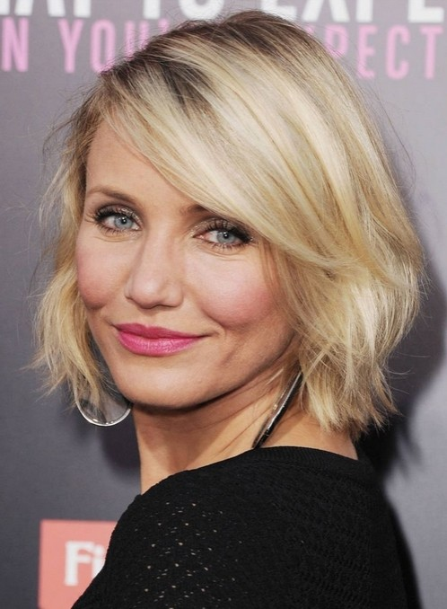 66 Beautiful Long Bob Hairstyles With Layers For 2019 ...