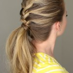 French-Braid-Ponytail-Everyday-Hairstyles-for-Women-Long-Hair-2015