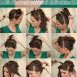 Oh-So-Simple-Bun-Hairstyles-Tutorials-The-Bouffant-Bun