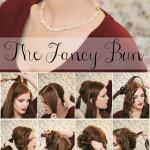 Oh-So-Simple-Bun-Hairstyles-Tutorials-The-Fancy-Bun