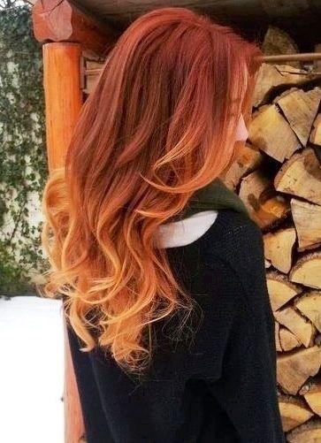 capelli lunghi colorati