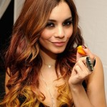 Vanessa-Hudgens-Latest-Ombre-Hair-with-Curls
