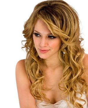 Tagli di capelli lunghi ondulati