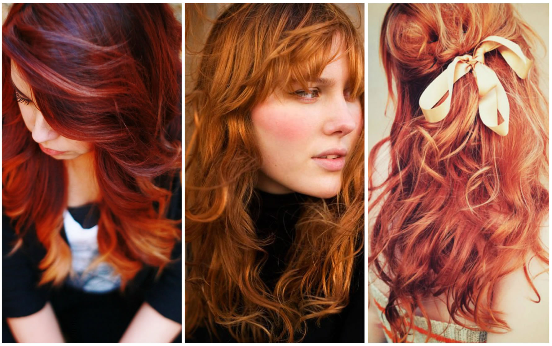 capelli rossi - CapelliStyle