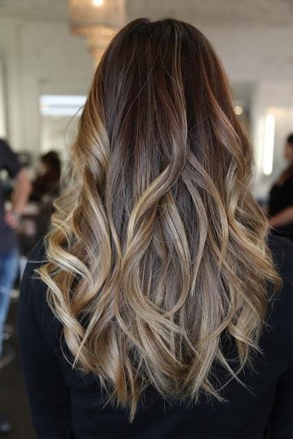 ombre-hair-castanho-loiro ombre-hair-castanho-loiro