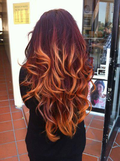 red-ombre-hair red-ombre-hair