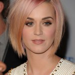 8.-Katy-Perry-Short-Hairstyles-Pink-and-apricot-blonde-bob