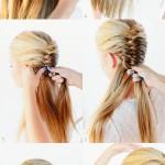 Braided-Hairstyles-Ideas-Messy-Side-Braids-Tutorial