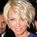 Celebrity-Cute-Short-Curly-Hairstyle-with-Side-Bangs