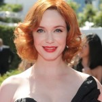 Christina-Hendricks-Short-Red-Curly-Hairstyle-for-Women