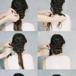 Crown-Braid-Chignon-Tutorial-Wedding-Hairstyles