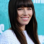 Jessica-Biel-1960s-Long-Straight-Hairstyle-with-Bangs