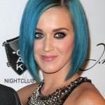 Katy-Perry-Short-Blue-A-line-Bob-Hairstyles