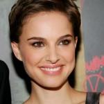 Natalie-Portman-Chic-Messy-Short-Pixie-Cut-for-Women