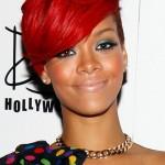 Rihanna-Short-Red-Side-Part-Haircut-for-Black-Women