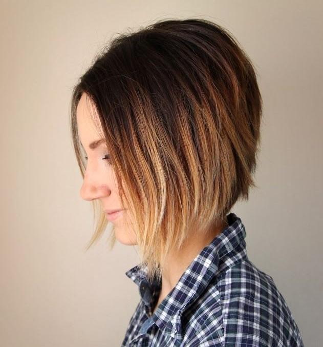 Short-Ombre-A-line-Bob-Haircut Short-Ombre-A-line-Bob-Haircut