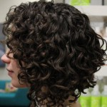 Side-View-of-Dark-Curly-Hairstyle-for-Short-Hair