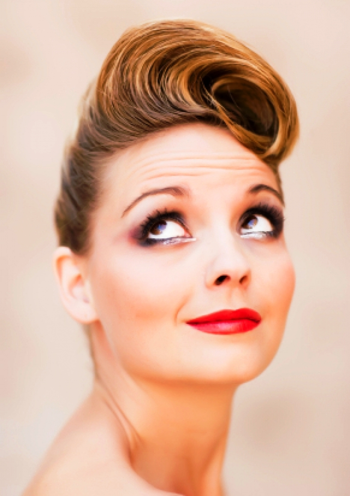 Vintage Hairstyles For Short Hair Capellistyle It