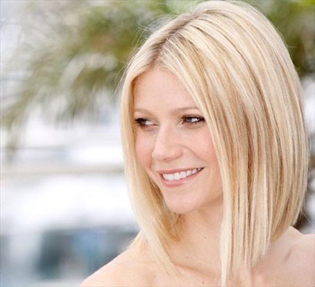 Tagli di capelli biondi medi