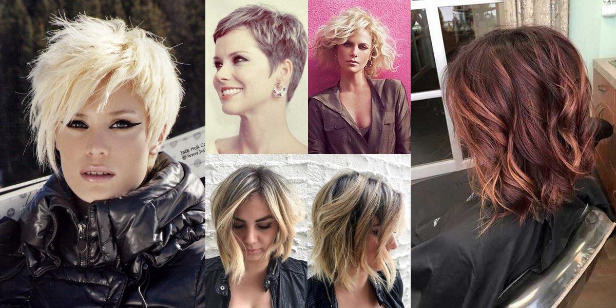 50 tagli di capelli corti e mossi, una selezione da non ...
