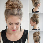 messy-high-bun-holiday-hair-cuts-2013-for-special-occasions