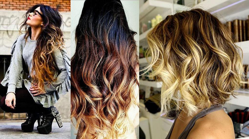 Nuovo Trend Di Capelli L Ombre Hair Si Ripropone Anche Nel 2015