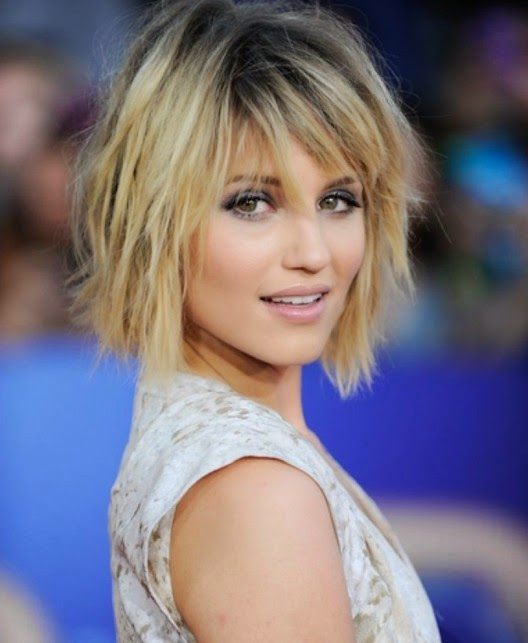 Blonde-Short-Shag-Hairstyle-1