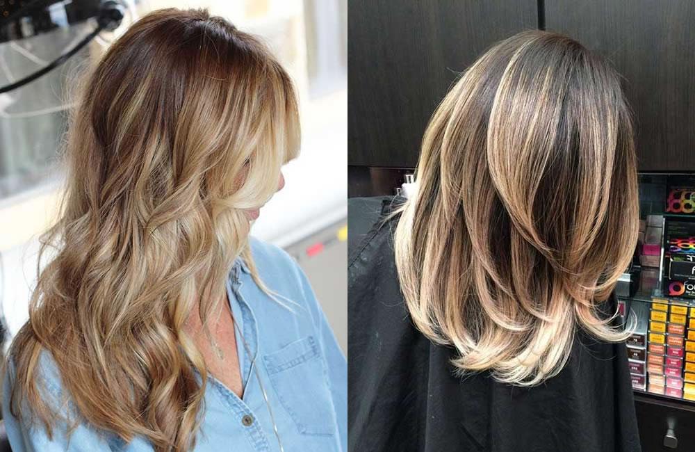 Colore sfumato capelli corti  efa6e7f57861