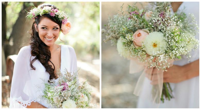 Matrimonio Country Chic Abbigliamento Invitati : Acconciature sposa i migliori stili per ogni occasione