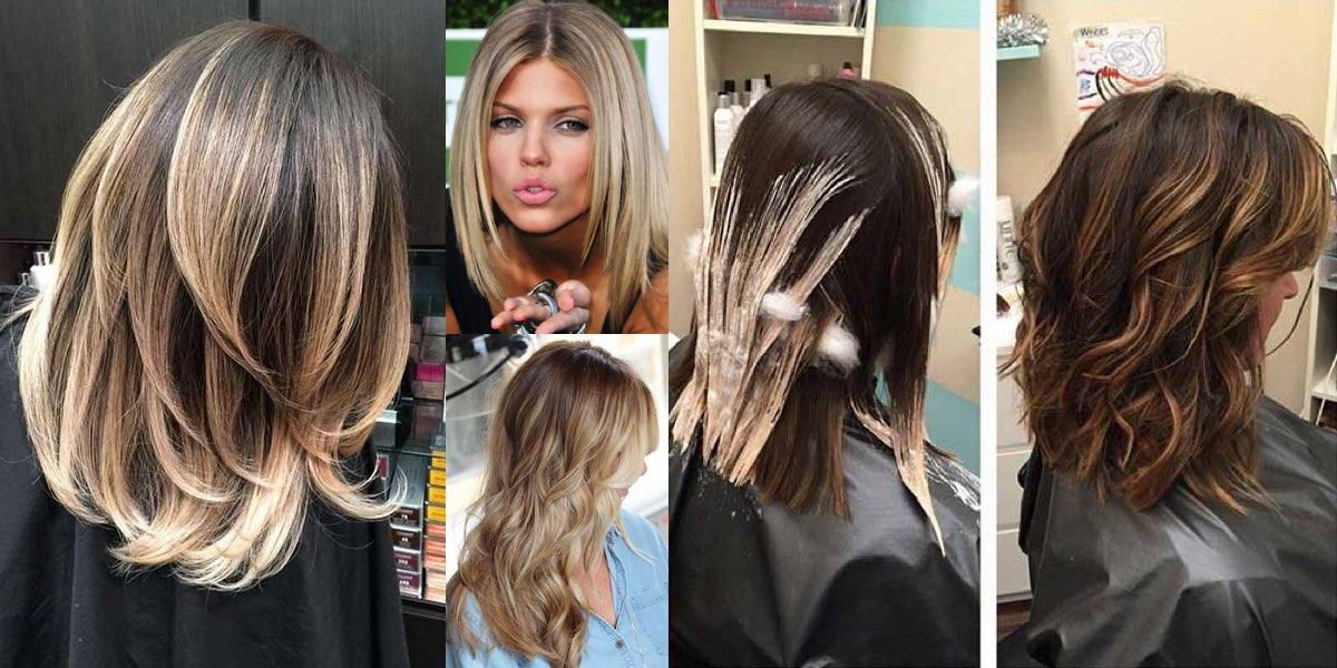 Capelli colorati sfumati corti – Tagli per capelli corti 830d53ad69db