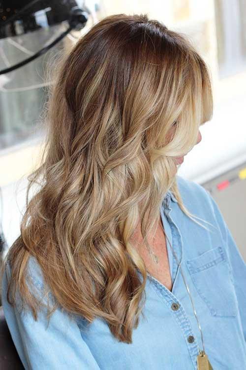 55 idee per capelli biondi, bruni, sfumati e decolorati!
