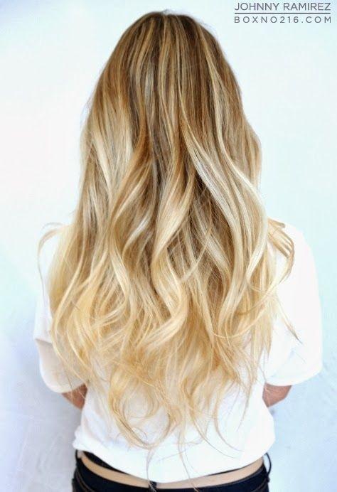 Tagli di capelli lunghi dietro