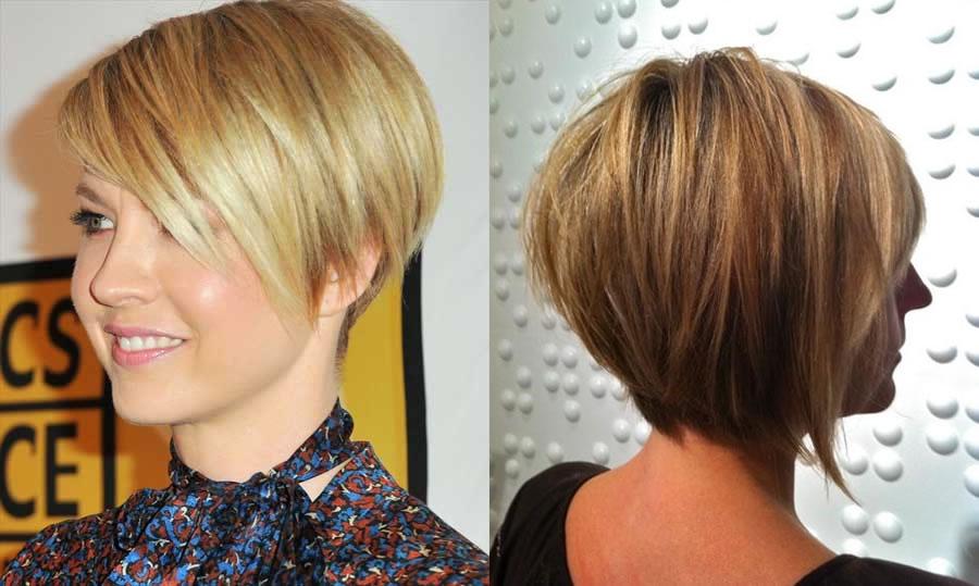 Extrêmement Moda capelli: Tra tagli scalati e tendenze bionde, 60 acconciature  XE23