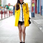 A-cute-yellow-peacoat