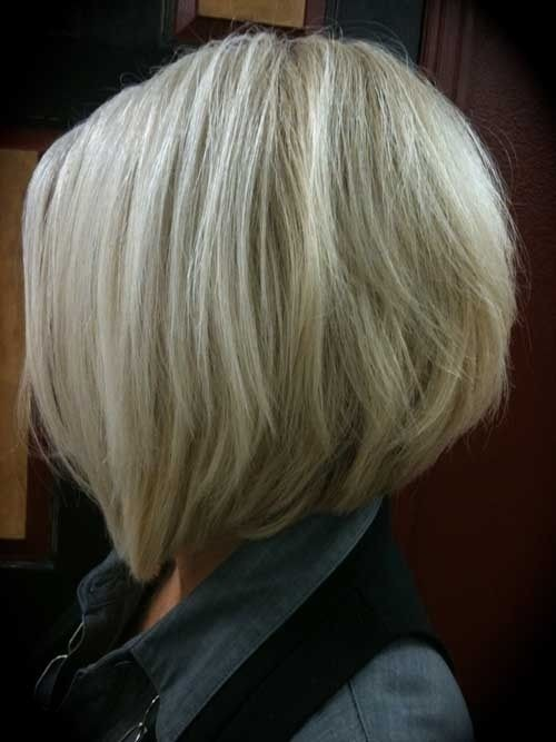 Cute-Shorter-Bob-for-Fine-Hair