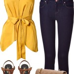 Dressy-casual-in-yellow