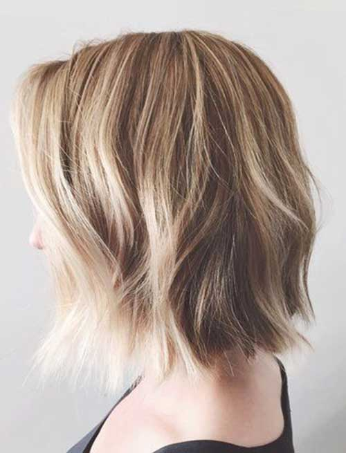 Short-Textured-Haircut-Wavy-Fine-Hair Short-Textured-Haircut-Wavy-Fine-Hair