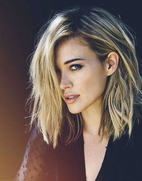 Side-Swept-Highlighted-Messy-Bob Side-Swept-Highlighted-Messy-Bob