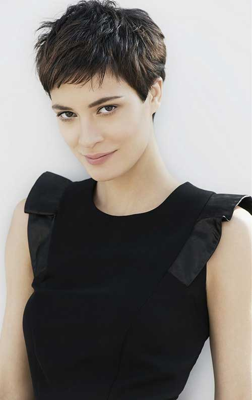 Textured-Dark-Pixie-Hair Textured-Dark-Pixie-Hair