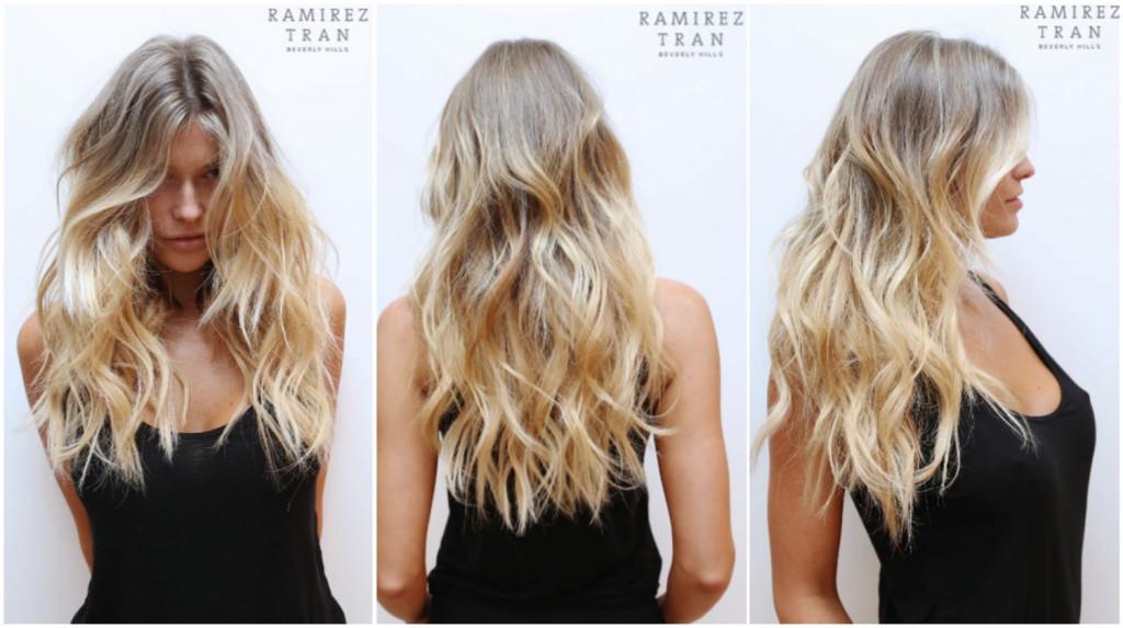 capelli biondo california