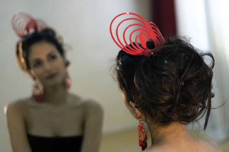 capelli flamenco