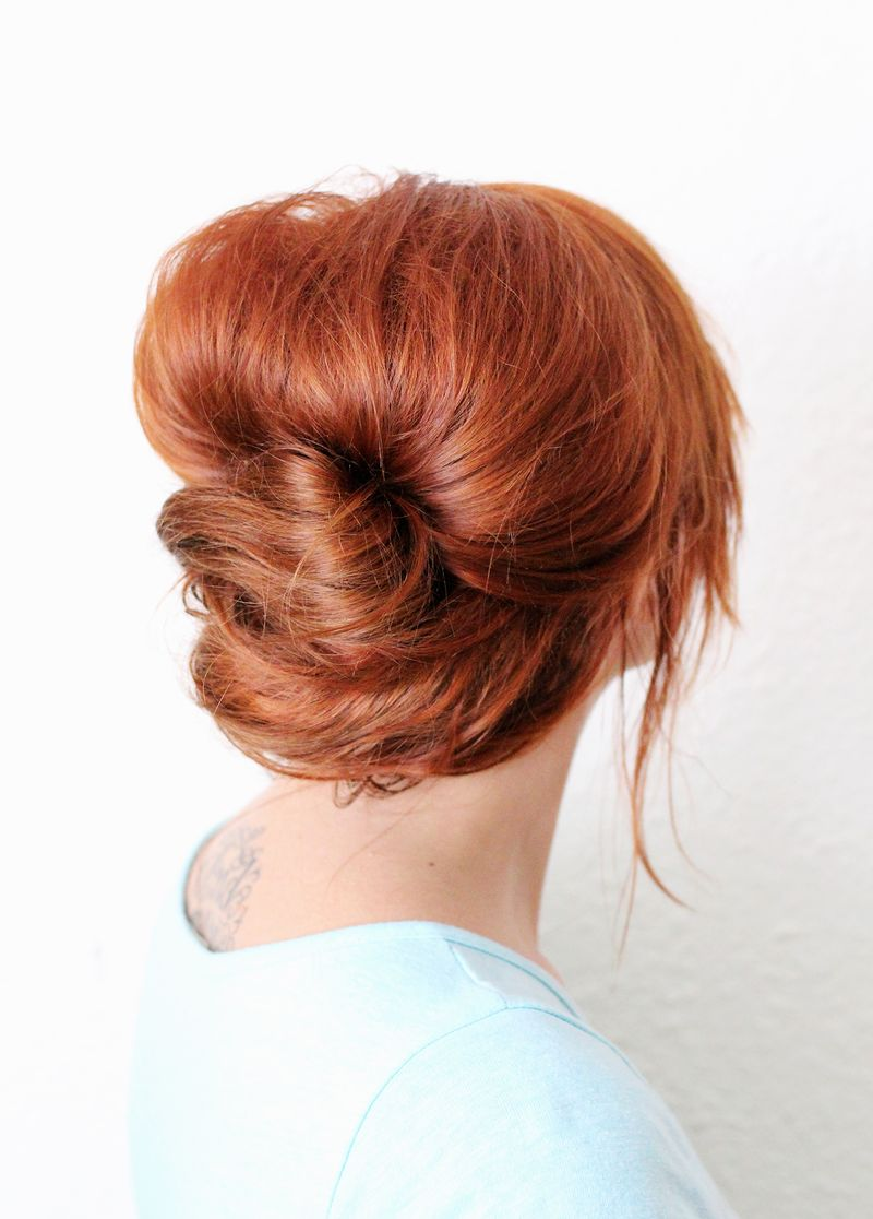 Top 25 French Twist Hairstyles With Pictures Styles At Life